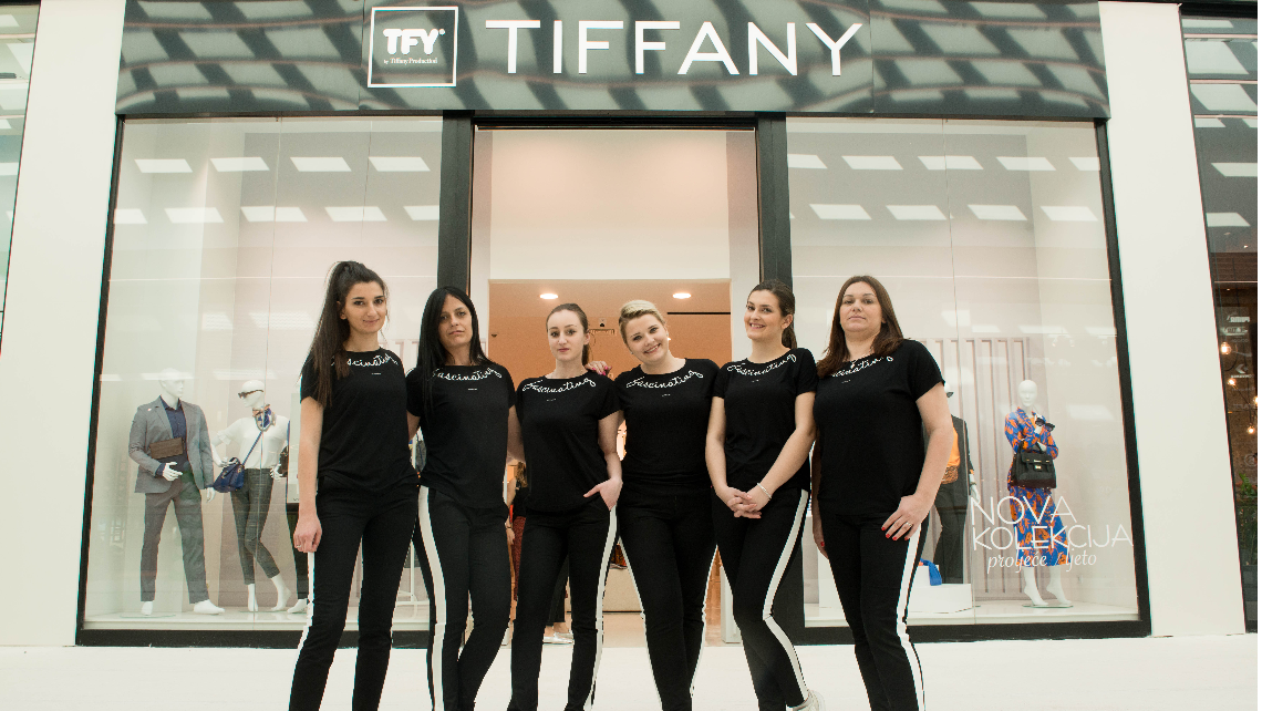 Tiffany Production Jedini i pravi TIFFANY u Banja Luci